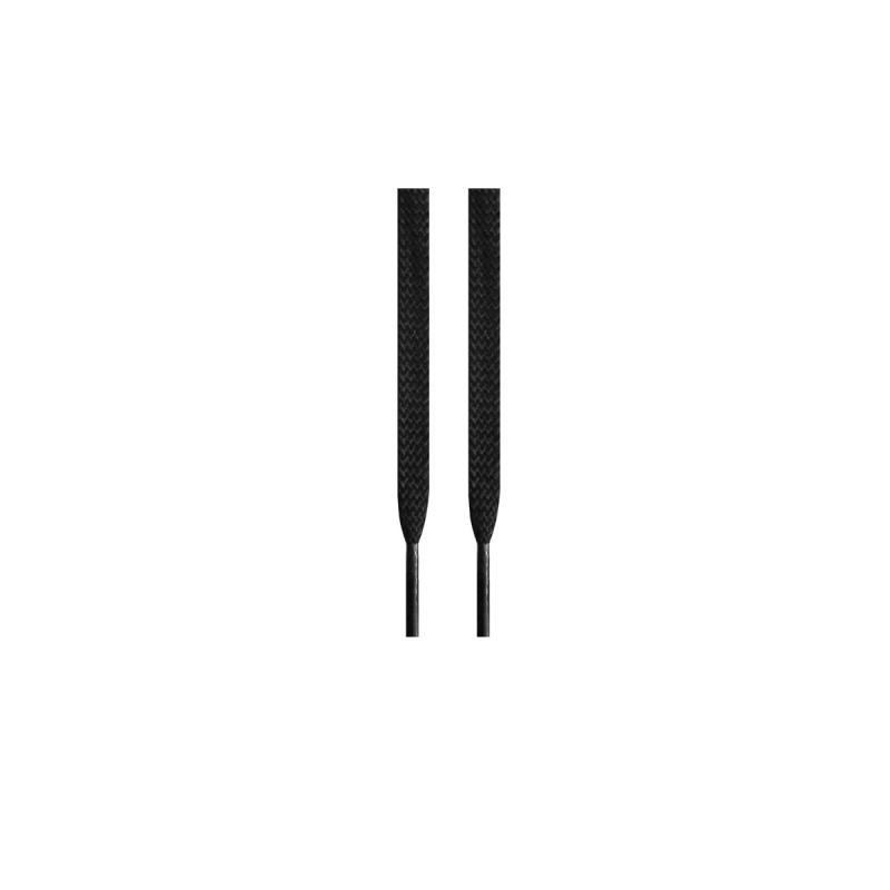 LACETS PLATS NOIRS - 137 CM