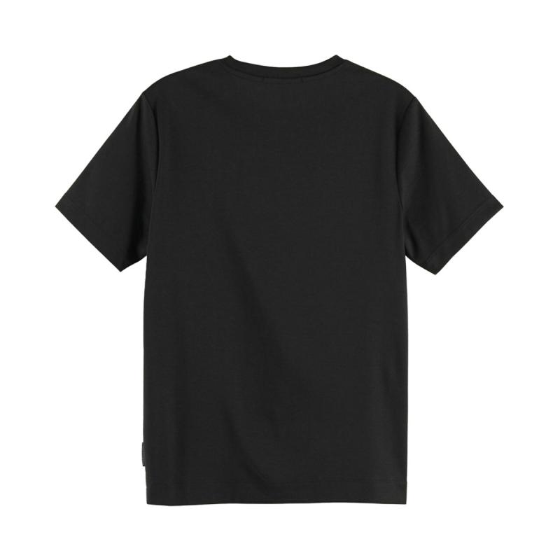 REGULAR FIT TEE WITH GRAPHIC