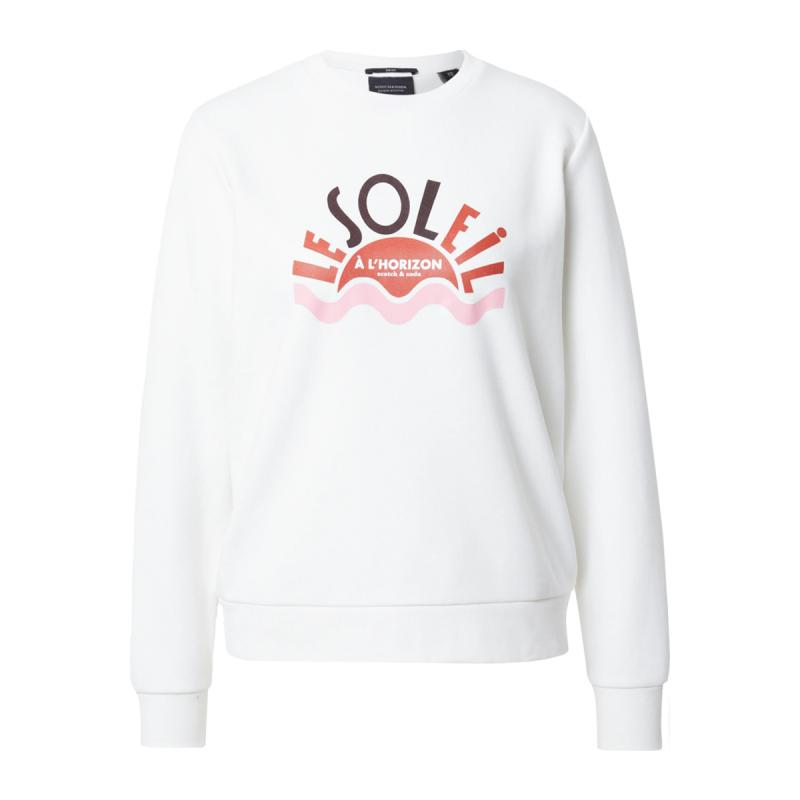 REGULAR FIT SWEAT WITH GRAPHIC