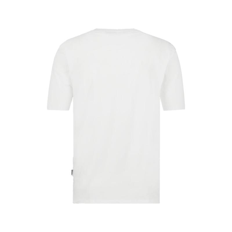 ATHLETIC SMALL BRANDED CHEST T-SHIRT