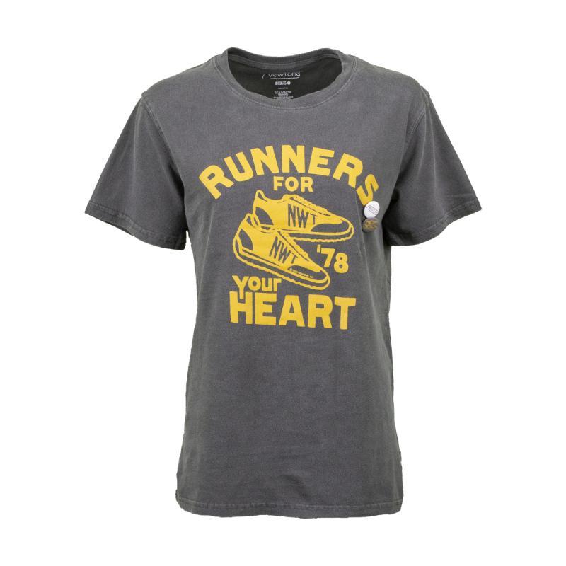 T-SHIRT TRUCKER HEARTH